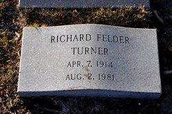 Richard Felder Turner