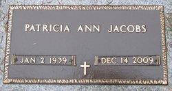 Patricia Ann <I>Ragsdale</I> Jacobs