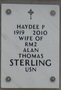 Haydee P Sterling