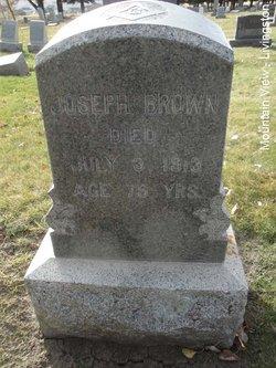 Joseph Bernard Brown (1834-1913) - Find A Grave Memorial