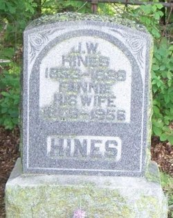 Fannie <I>Bell</I> Hines