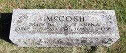 Grace W. <I>Wilson</I> McCosh