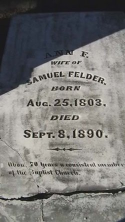 Ann F. Felder