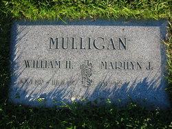 """William Harold """"Bill"""" Mulligan"""