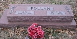 Marion Irene <I>Gipson</I> Pollan