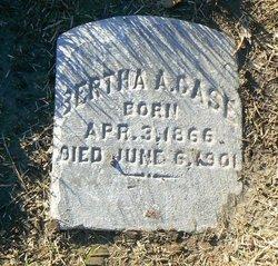 Bertha Alice <I>Smith</I> Case