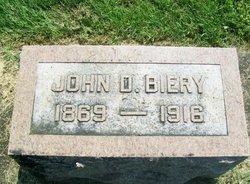 John D Biery