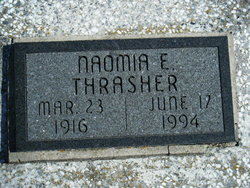 "Naomia Evelyn ""Nana"" <I>Ferguson</I> Thrasher"