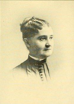 Mary Minervra <I>Brewster</I> Laflin