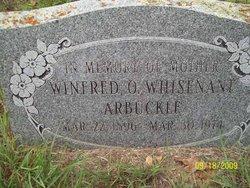 Winfred Oreal <I>Hamby</I> Arbuckle