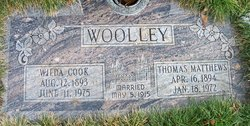 Wilda Artulus <I>Cook</I> Woolley