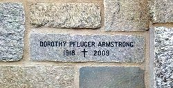 Dorothy Arline <I>Pfluger</I> Armstrong