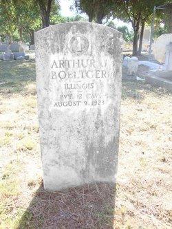 Arthur J Boettger