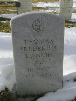 """Thomas Frederick """"Fred"""" Rankin"""