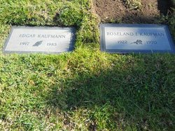 Roseland I <I>Burr</I> Kaufman