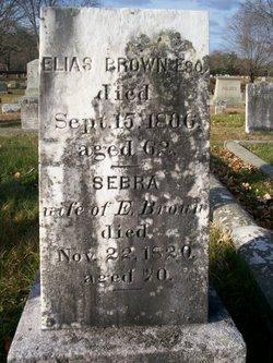 Elias Brown