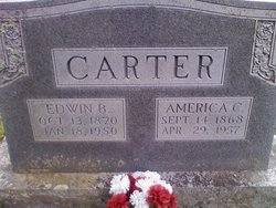 America Cordelia Carter