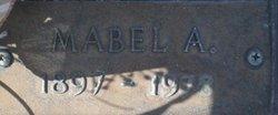 Mabel Anna <I>Pitzer</I> Fidler