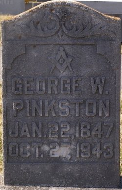 George W. Pinkston