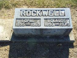 Inez Opal <I>Loy</I> Rockwell