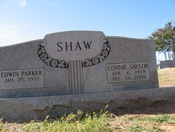 Connie <I>Saylor</I> Shaw
