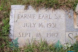 Earnie Earl Smith Sr.