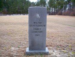 Walter Quattlebaum Cemetery
