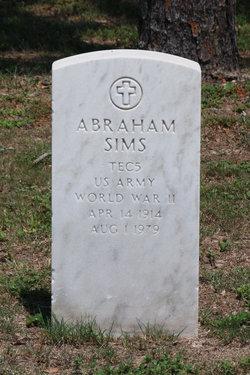 Abraham Sims