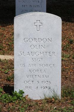 Gordon Olin Slaughter