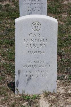 Carl Burnell Albury
