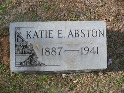 Katie Edna <I>Bonds</I> Abston