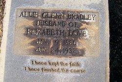 Allie Glenn Bradley