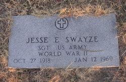 Sgt Jesse Elijah Swayze