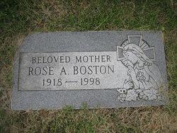 Rose Alma <I>Firnbach</I> Boston