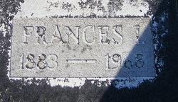 Frances I. Tannyhill