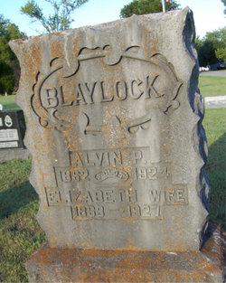 Elizabeth <I>Gardner</I> Blaylock