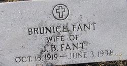 Brunice Fant