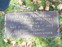 TSGT Harry W. Crampton