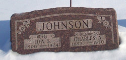 "Charles A ""Charley"" Johnson"
