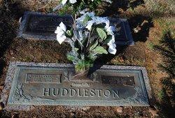 Vera <I>Leftwich</I> Huddleston