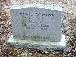 Eugene Poynter Schweppe