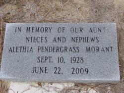 Alethia <I>Pendergrass</I> Morant