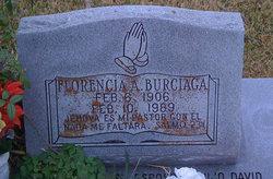Florencia <I>Alvarez</I> Burciaga