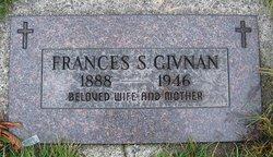 Frances <I>Sullivan</I> Givnan