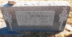Lela Alamara <I>Truitt</I> Browning