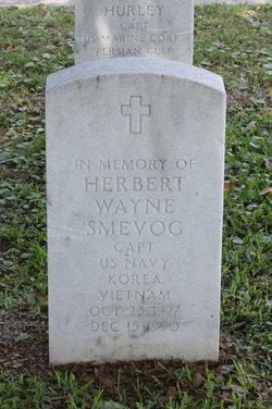 Herbert Wayne Smevog
