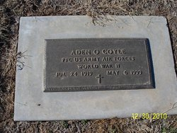 Aden Orland Coyle, Jr