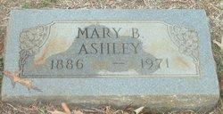 Mary Belle <I>Hughes</I> Ashley