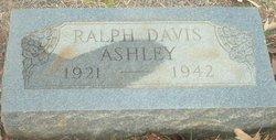 Ralph Davis Ashley