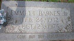 Emmett Barnes, Jr.